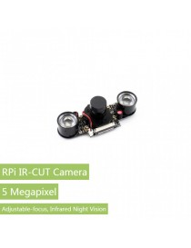 RPi IR-CUT Camera, Better...