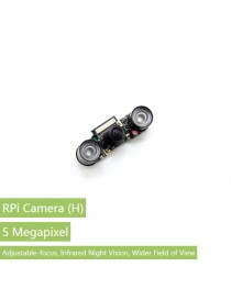 RPi Camera (H), Fisheye...