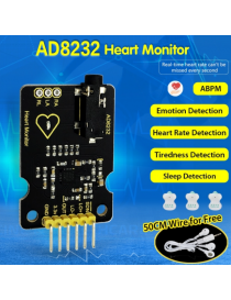 AD8232   Heart Monitor Sensor