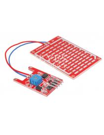 Rain sensor module for arduino