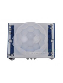 HC-SR501 Human Infrared Sensor Module with Lens