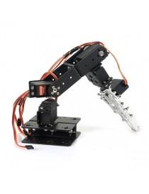 S5 5-Axis Desktop Robotic Arm with Servos
