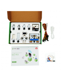 micro:bit smart science IoT kit (without micro:bit)