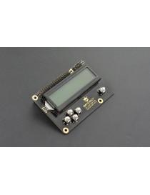 IIC 16x2 RGB LCD KeyPad HAT...
