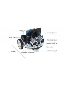 Microbot: Hiwonder micro:bit