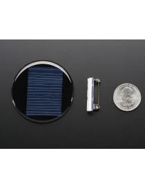 Round Solar Panel Skill...
