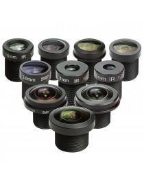 M12 mount camera lens kit