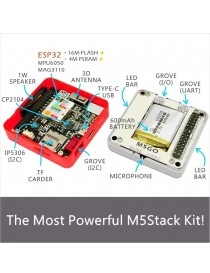M5STACK Psram 2.0. Fire Iot