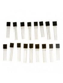 Transistor Pack (170 pcs)
