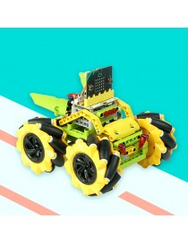 micro:bit Wonder Rugged Car