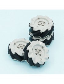 Mecanum wheel 64mm x 4