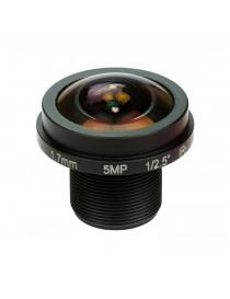 Arducam M12 Mount Camera Lens M25170H12
