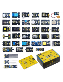 NEW Keyestudio 37 in 1 Sensor Kit Upgrade V3.0 +Gift Box for Arduino starter Kit W/37 projects Tutorial/STEM Kids programing