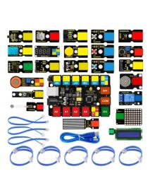 KEYESTUDIO EASY PLUG Super Starter Kit For Arduino STEM EDU