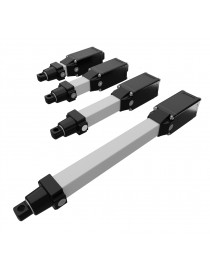 S20  Linear Stepper Actuators