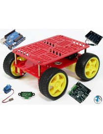 Robot Beginner Kit 4WD -...