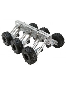 6WD Mantis™ with motors