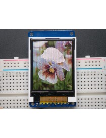 "1.8"" Color TFT LCD display"