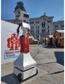 SOCIALMARR -EDUCATIONAL MARRTINO SOCIAL ROBOT