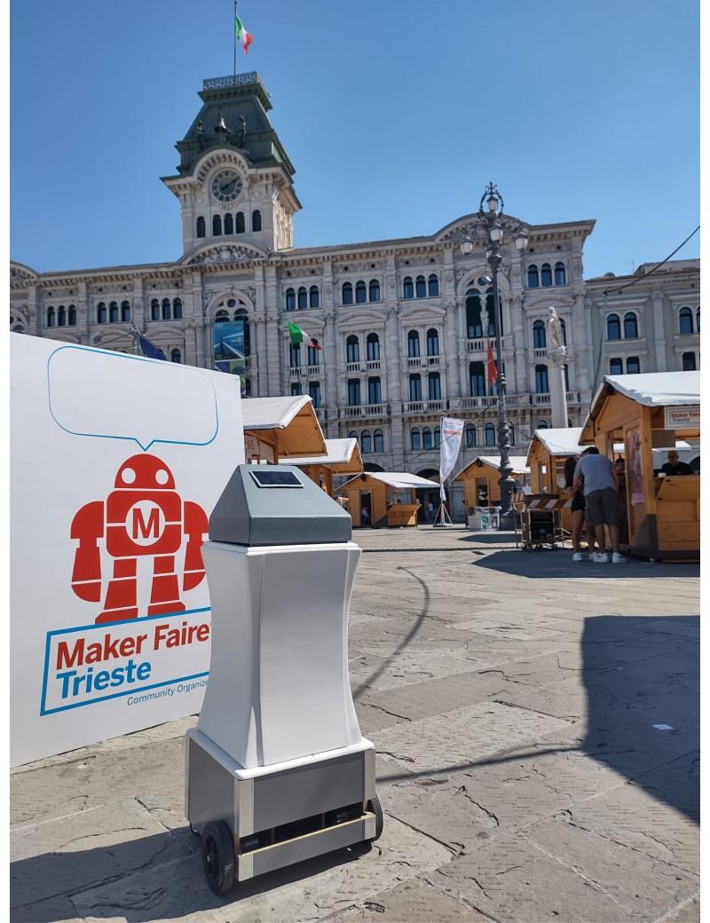 MARR -EDUCATIONAL MARRTINO TRUCK ROBOT