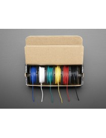 22AWG Stranded-Core - 6 x 25ft
