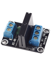 1 Channel Solid State Relay...