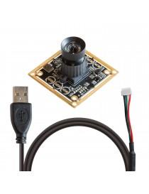 1MP OV9281 Global Shutter USB Camera Board