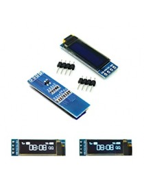 0.96 inch White  color OLED...
