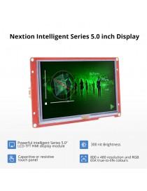 NX8048P050-011R -5.0'' Nextion HMI without Enclosure