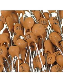 Ceramic Capacitor Pack -...