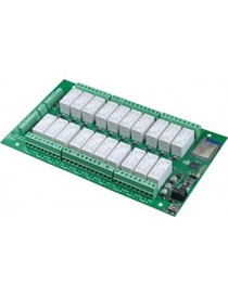 WIFI8020 - 16Amp, 20 Channel Relay Module