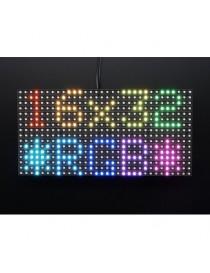 Medium 16x32 RGB LED matrix...