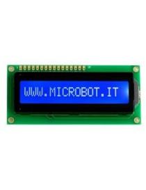 Display LCD 16x1...
