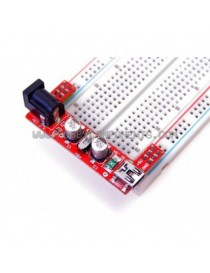 Breadboard power supply...