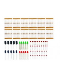 Basic components mixed pack