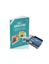 """Libro """"L'ABC di Arduino"""" +..."""