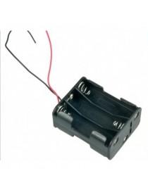 6xAA Battery Holder(double...