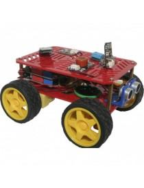 ICARO SECURITY ROBOT IOT