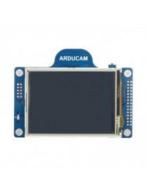 Arducam-F Rev.C+ Camera module shield with OV2640 for Arduino UN
