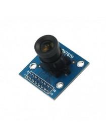 640x480 0.3Mega Pixel VGA CMOS OV7670 Camera Module SCCB compati