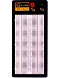 Breadboard 1360 Punti Base metallica