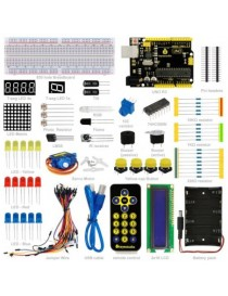 keyestudio Basic Starter Kit for arduino Starter with UNO R3