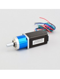 Gear Ratio 5:1 Planetary Gearbox With Nema 8 Stepper Motor 8HS15
