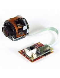 E10-5 compact H.264 video encoder (LVDS)