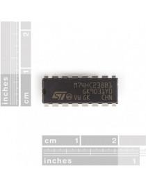 74HC238 - 3 to 8 Line Decoder