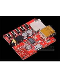 3.7-5V Wireless Bluetooth MP3 Decoder Board BLE 4.1 Decoding Mod