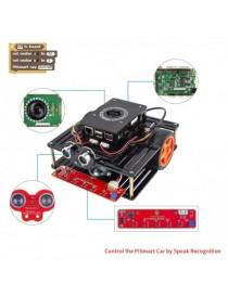 Raspberry Pi Smart Robot...