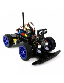 Remote Control Smart Car Kit for Arduino based