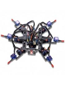 Hexapod 6 Legs Spider Robot...
