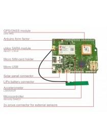 SODAQ SARA N211 - NB-IoT...